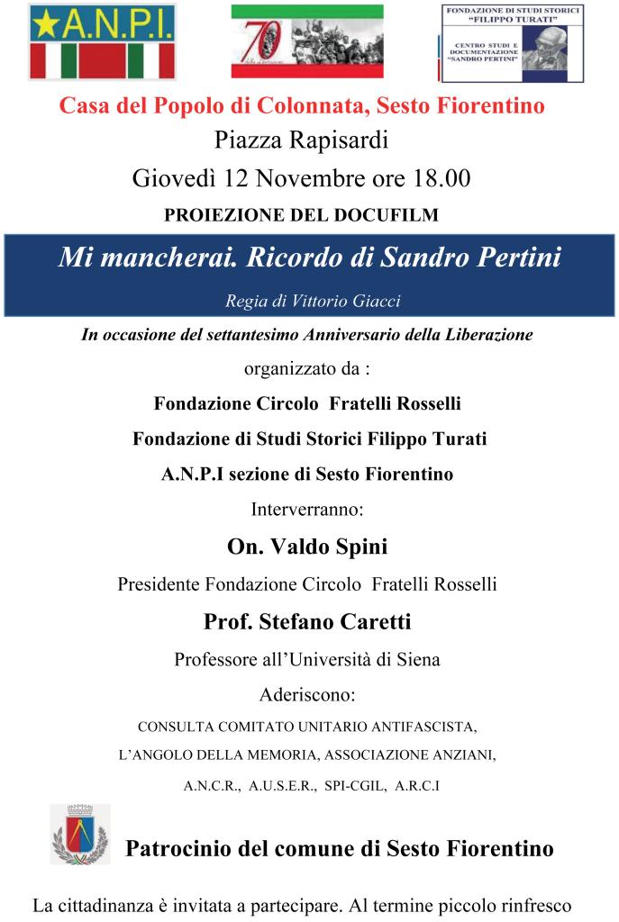 Microsoft Word - Bozza Locandina 12 Novembre.docx