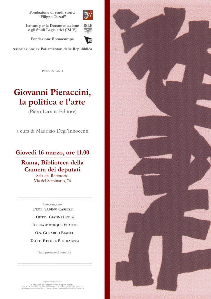 Pieraccini_Roma_marzo2017_LOCANDINA