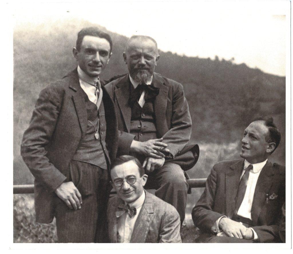 2. Bacci, Manzocchi, Ferrazzutto, Nenni