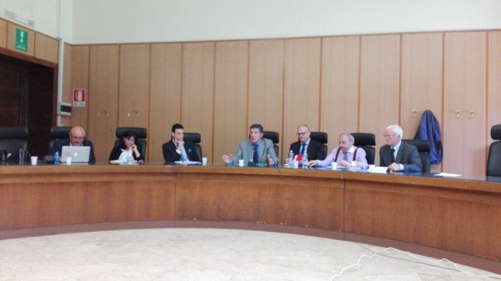 ProcessoAja_tavolo della presidenza