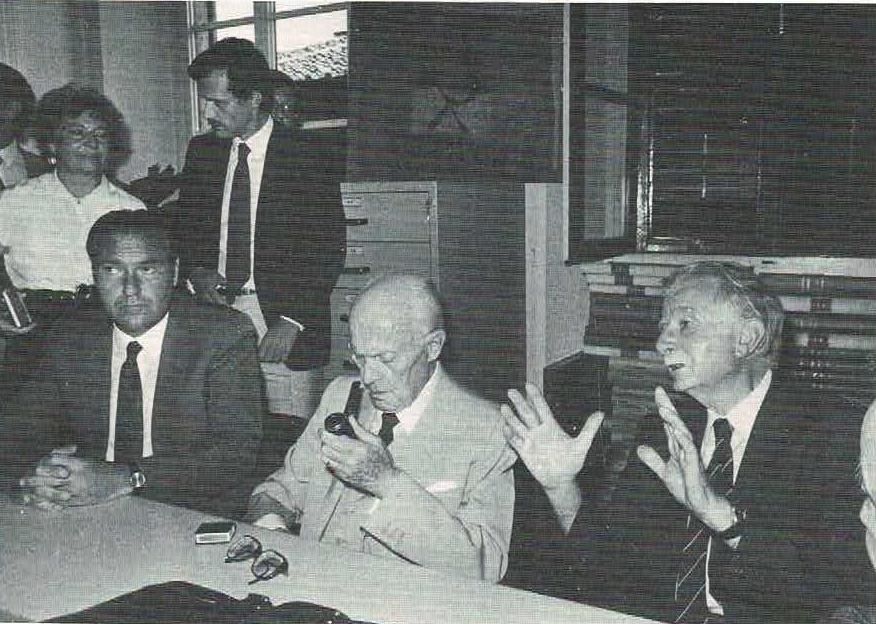 InaugurazioneFondazione_26sett1985