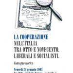 cooperazione 2003 - 1