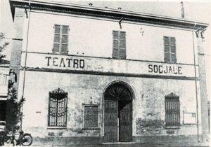 12-teatro sociale di Pangipane (Ravenna), ricavato dalla trasformazione di un magazzino della coperativa falegnami