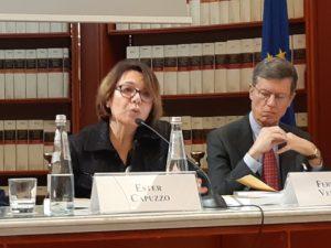 Ester Capuzzo e Fernando Venturini