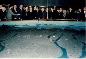 Hiroshima. Visita al Museo della pace.