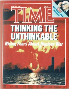 Copertina della rivista «Time» del 29 marzo 1982.