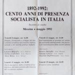 Cento anni socialismo_mag1992