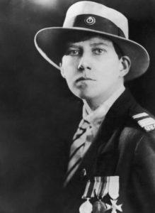 Rotha Lintorn-Orman (1895-1935), fondatrice e leader dei British fascisti nel 1923.