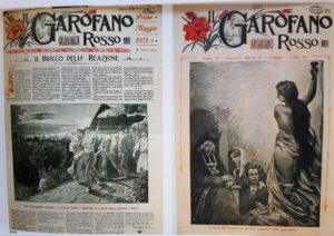 """""""Il Garofano rosso""""."""